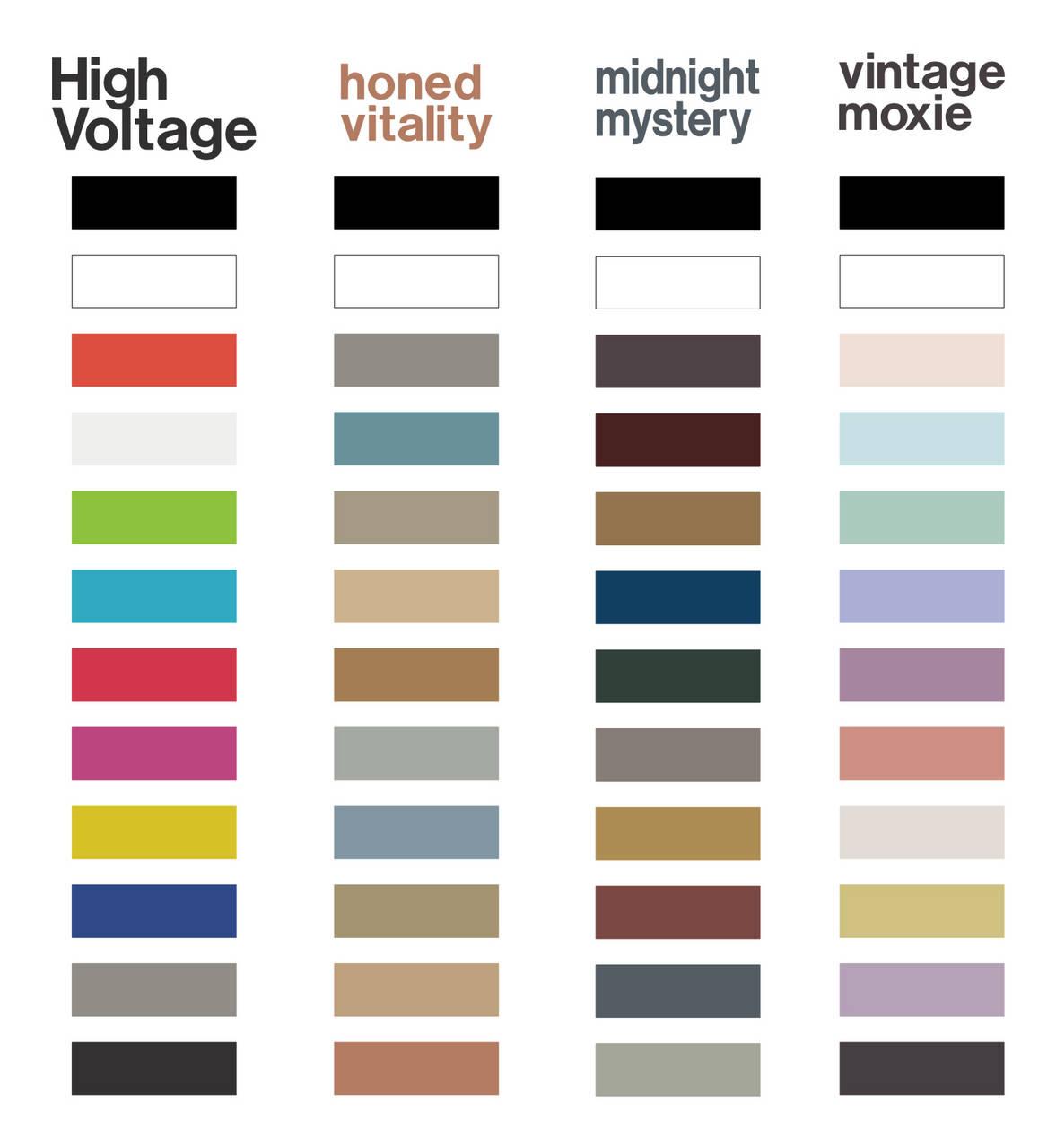 custom SW color palettes