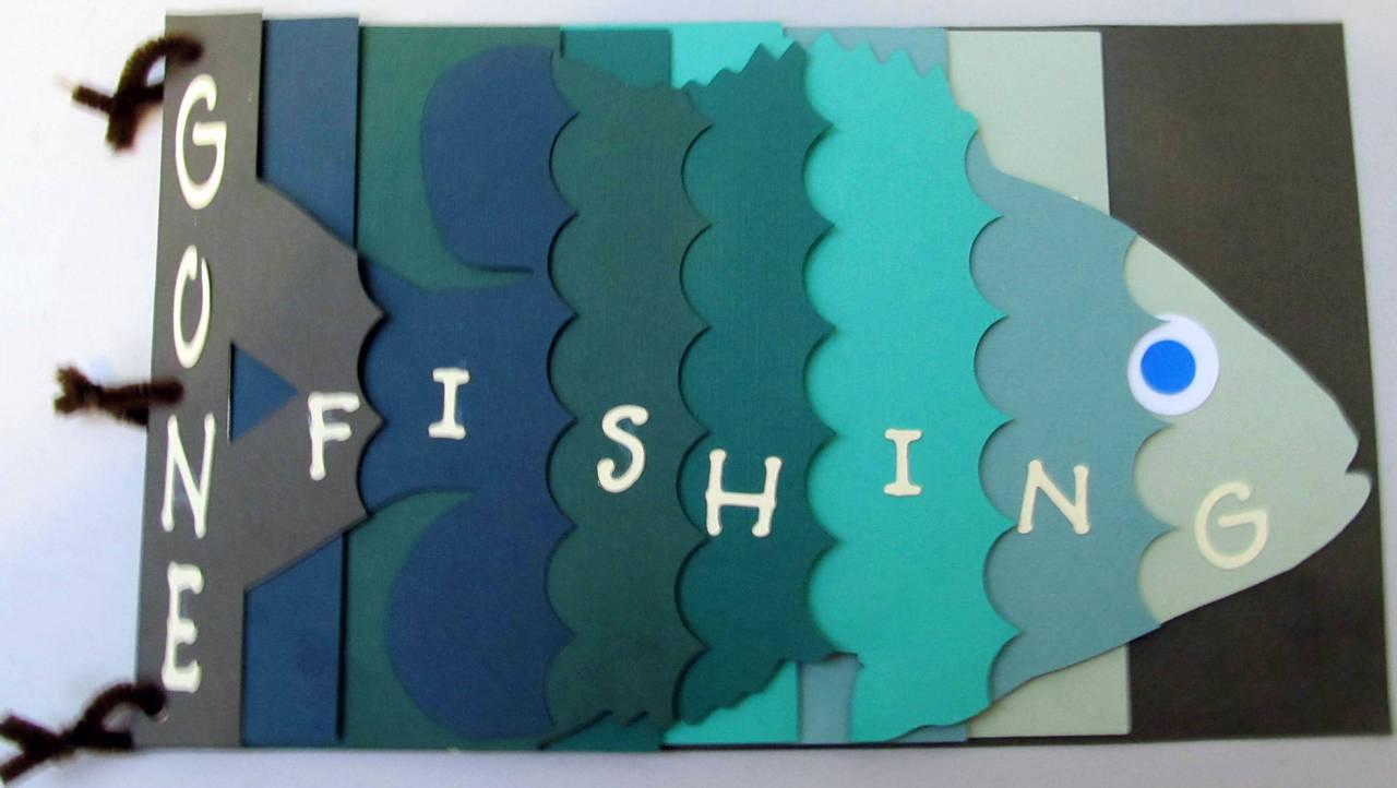 Fish Brag Book
