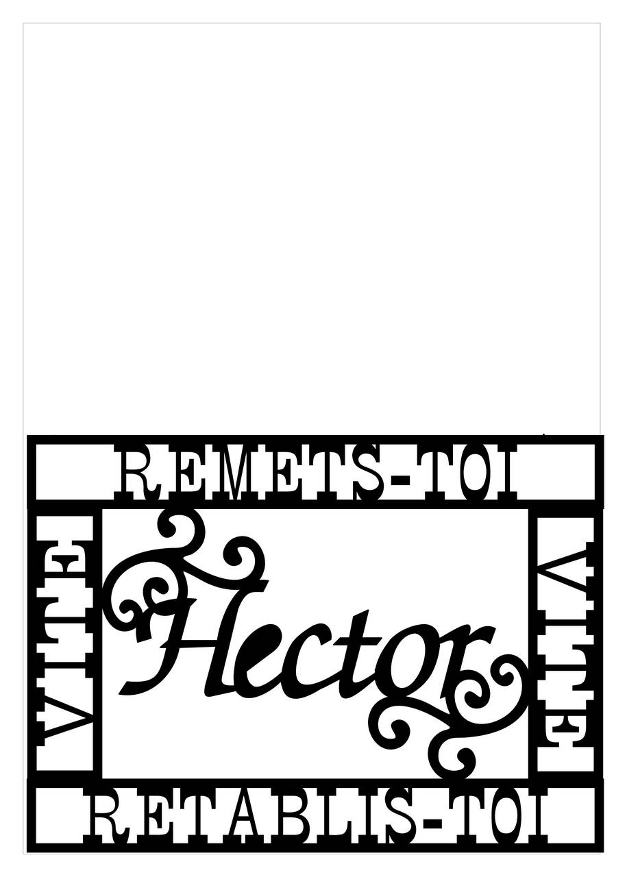 GET WELL OVERLAY FOR CARD