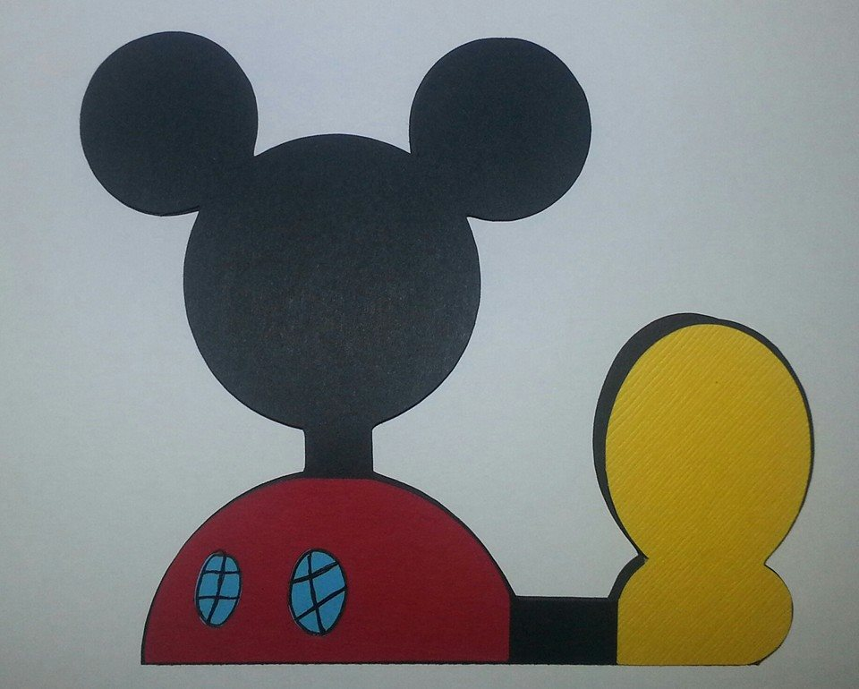 Mickey Mouse Clubhouse Invites