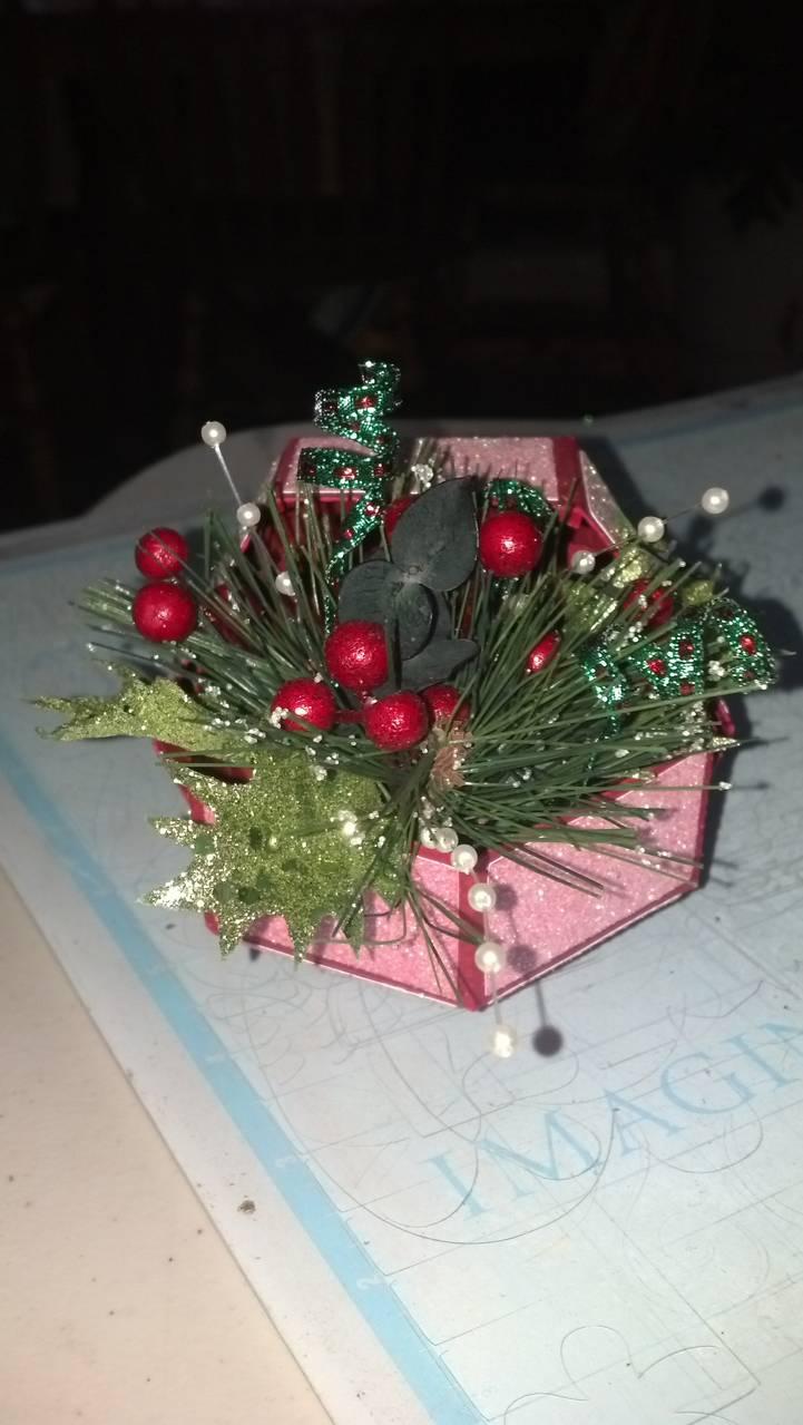 christmas ornament box