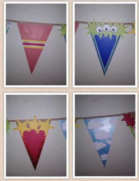 Toy Story Inspired Birthday Banner