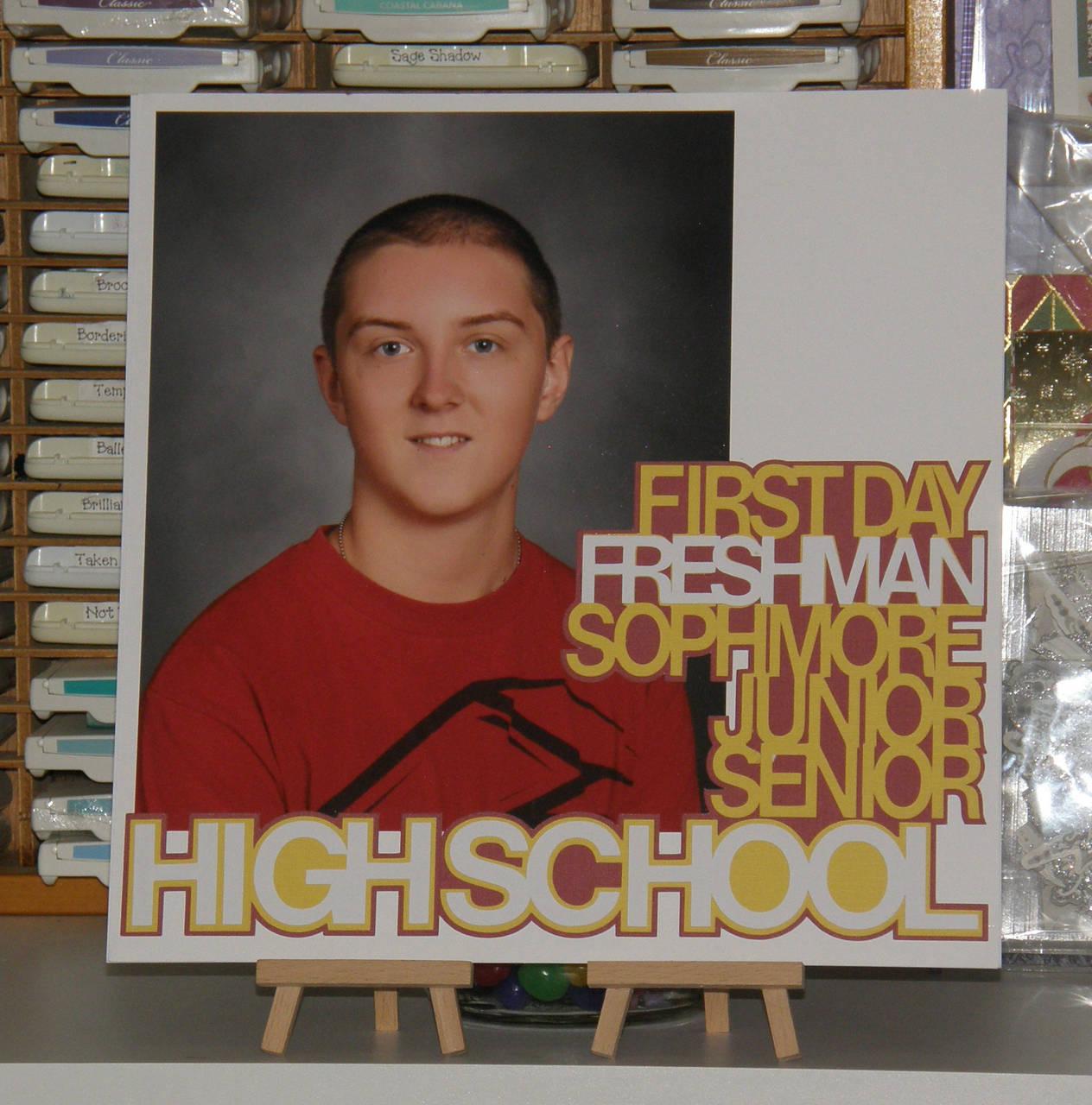 High School Freshman