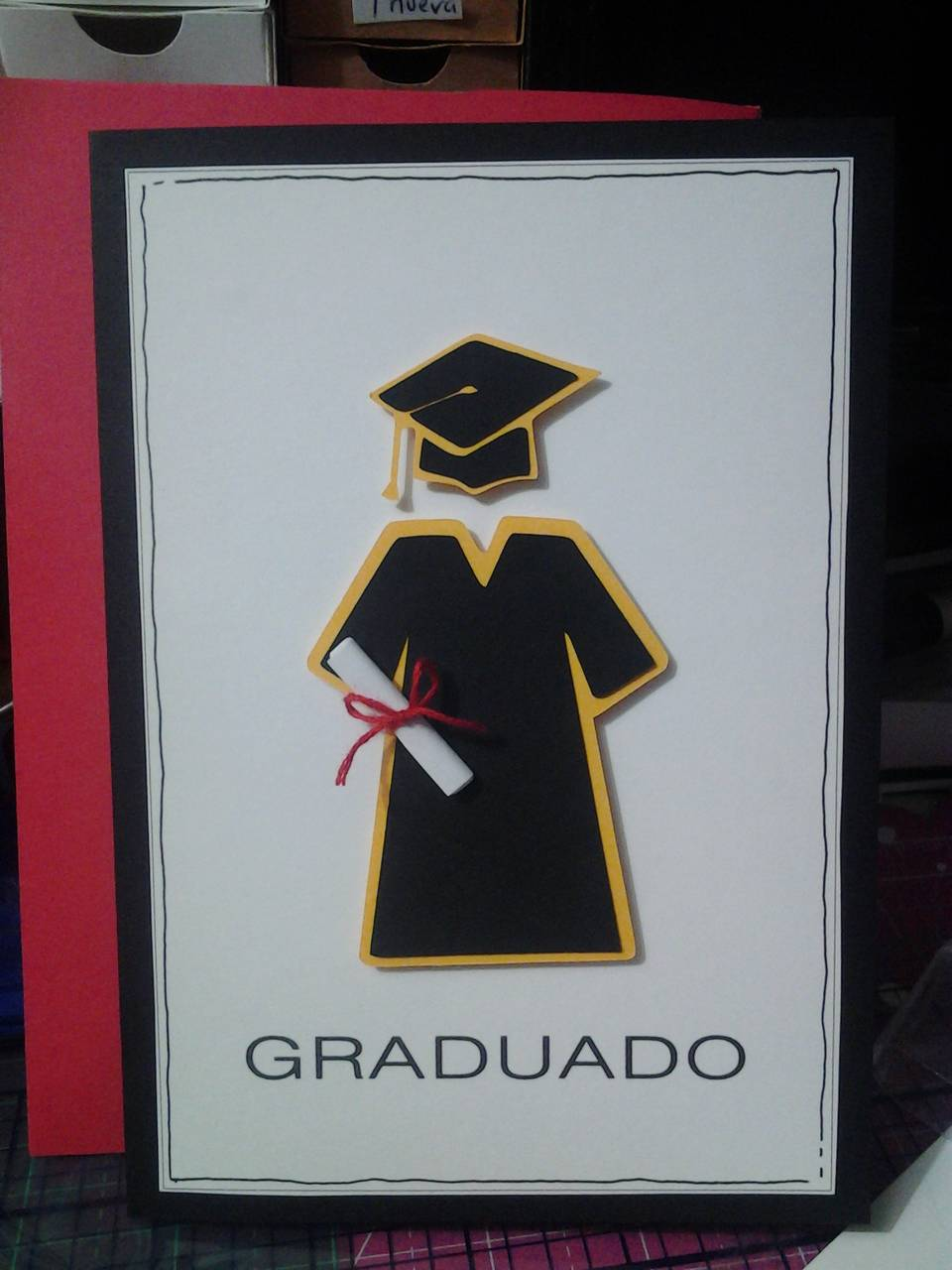 for the graduate