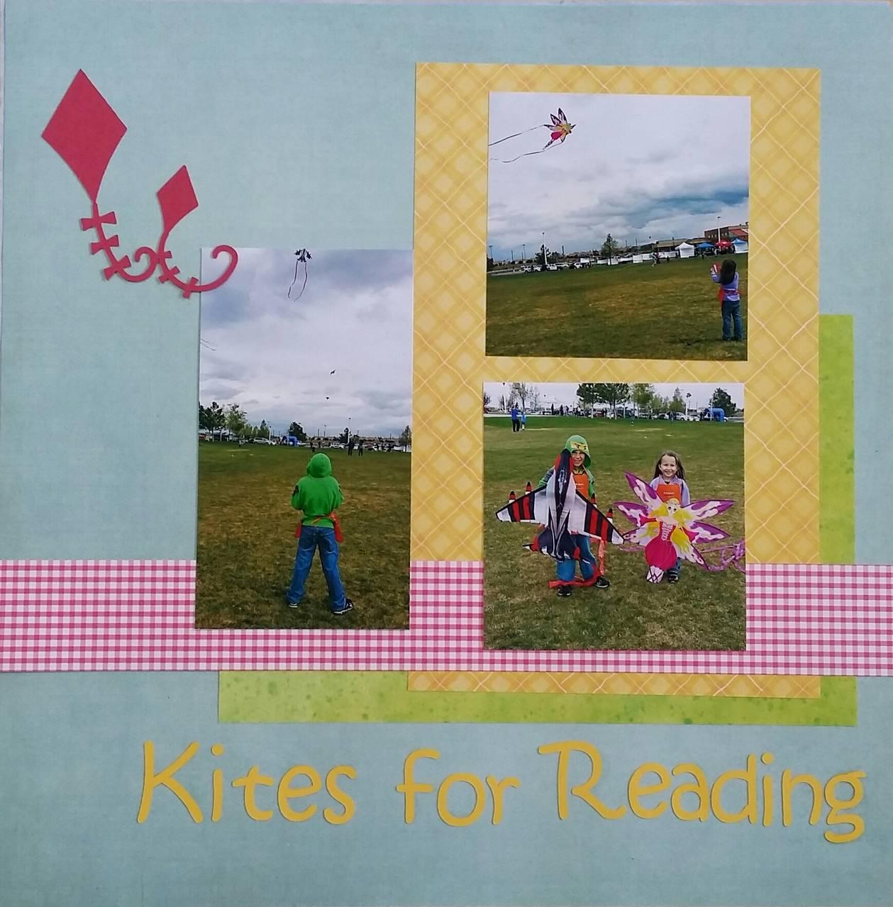 Kites for Reading