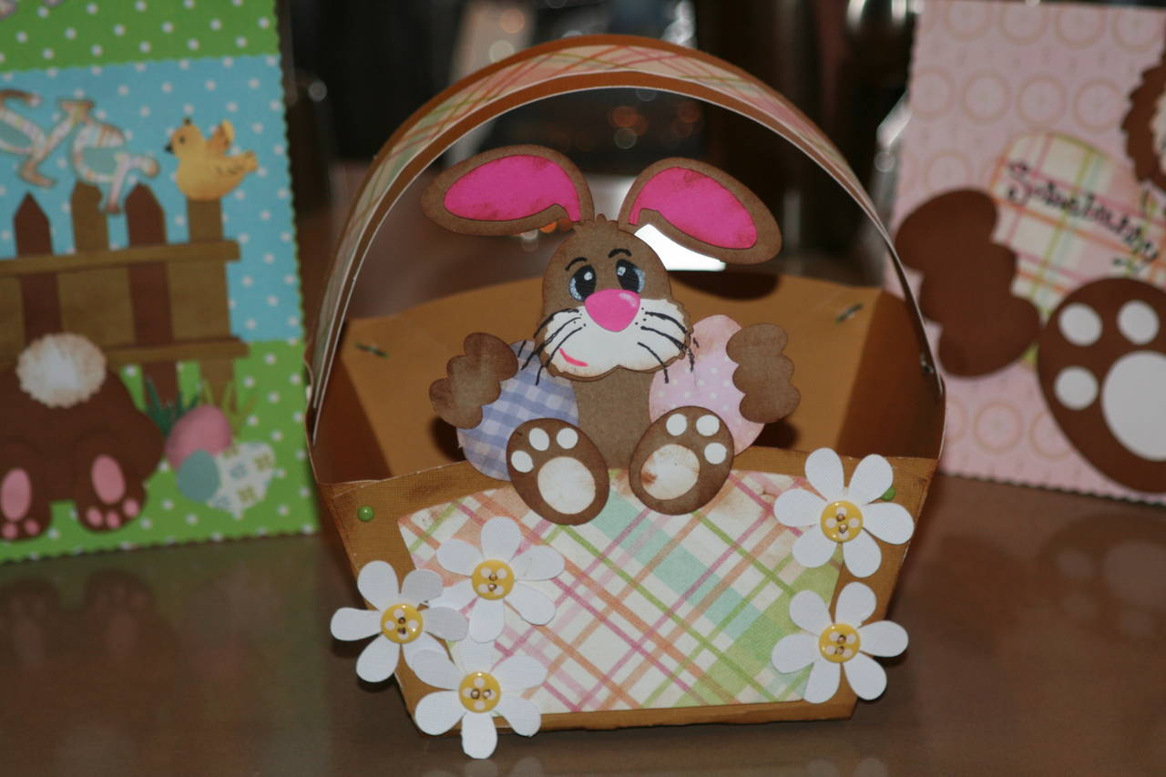 I LOVE making Easter Gifts!