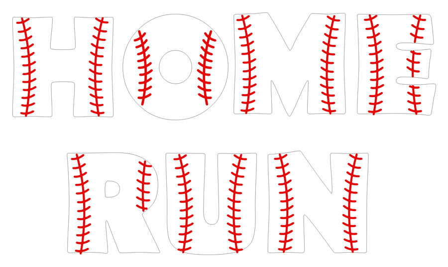 Pazzles :: Cutting Files :: Pazzles Cutting Collection :: Baseball ...