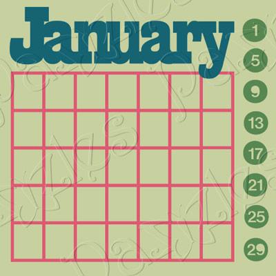 Create-a-Calendar