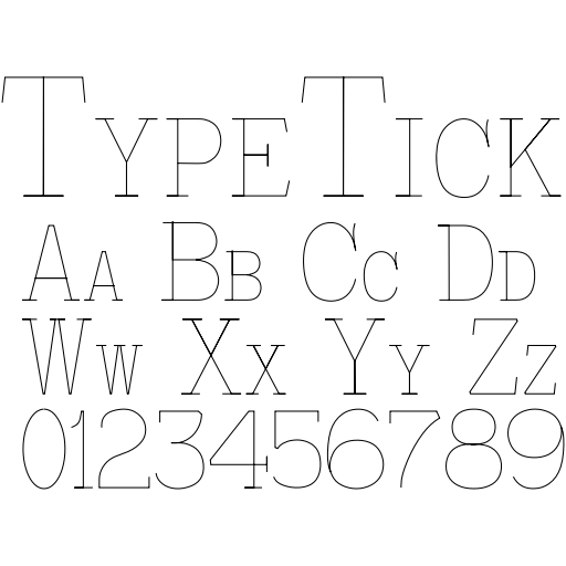 TypeTick