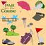 Sunday Golf Club Cutting Collection