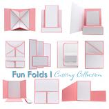 Fun Fold Card Bases Cutting Collection