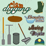 Clam Dig Collection