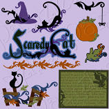 Scaredy Cat Cutting Collection