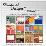 Kloriginal Designs: Volume 3