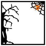 Wicked Spooky Tree Overlay