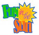 Pool Sun Title