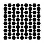 Hexagon Background 1