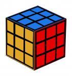 Retro Color Cube