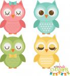 Assorted Owls