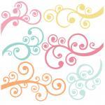 Swirl Flourishes