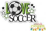 Love Soccer Title
