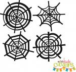 Assorted Spiderwebs