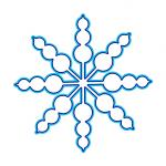 Pearl Snowflake