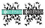 Split Floral Courageous