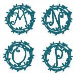 Floral Monograms