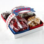 Baseball Team Party: Coach Snack Box