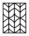 Stained Glass Windows Cutting Collection