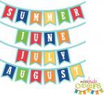 Summer Months Banner