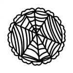 Caught in a Web Collection: Doily Scallop Edge
