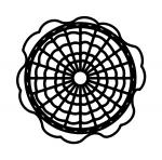 Caught in a Web Collection: Doily Wonky Edge