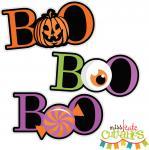 Boo Title Set