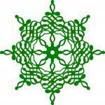 Celtic Twist Doily