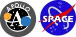 Astronaut Badges