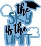 Graduation Day Collection: The Sky is the Limit Title