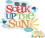 Soak up the Sun Title