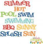 Summer Word Titles