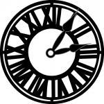 Roman Number Clock