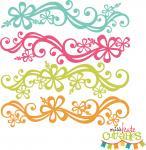 Hibiscus Flourish Set