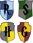 Wizard World Collection: House Crest