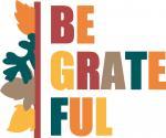 Be Grateful Vinyl Title