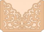 Elegant Card Sleeves Collection: Fancy Envelope