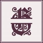 Split Monogram Collection: G