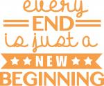 Inspirational Quotes Collection: A New Beginning