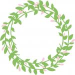 Leaves and Laurels Collection: Spring Wreath