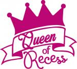Class with Sass Collection: Queen of Recess Silhouette