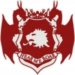 Royal House Crests: Lion Crest